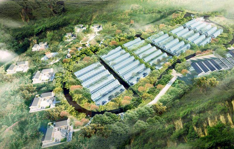 铜川市清浴河原生态农业旅游开发建设工程